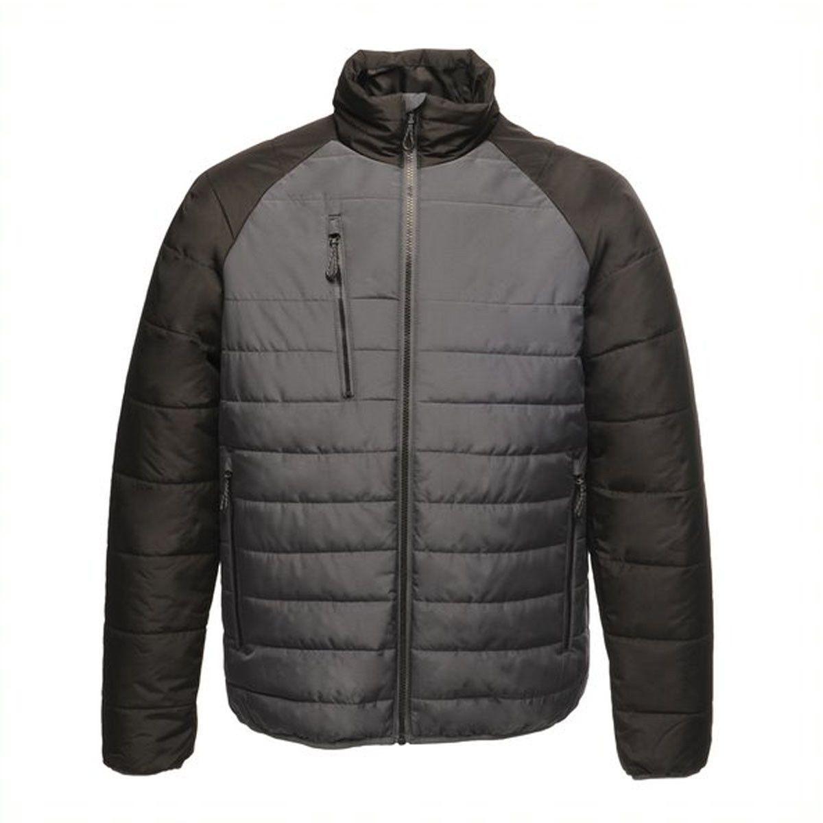 Regatta Men's Glacial Warmloft Jacket Various Colours T_TRA453 - Seal Grey S