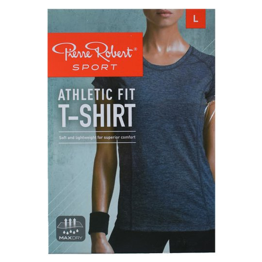 T-Shirt Blå Large - 60% rabatt