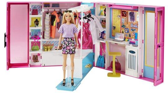 Barbie Dukke Dream Closet
