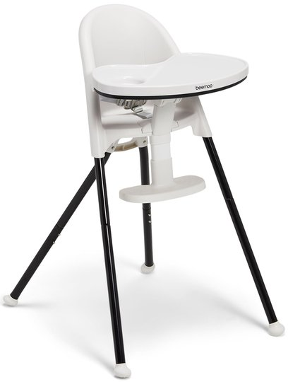 Beemoo Simple Matstol, White