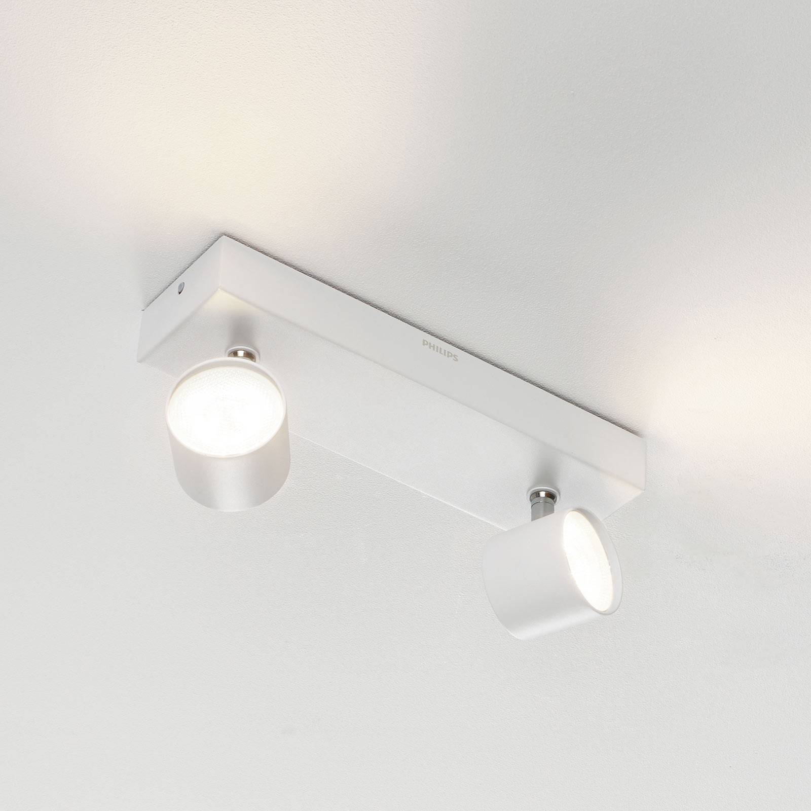 Star – 2-os. LED-kohdevalaisin, WarmGlow valkoinen