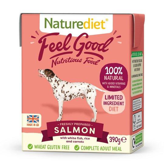 Naturediet Feel Good Lax (390 g)