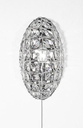 Vegglampe Ilona Klar
