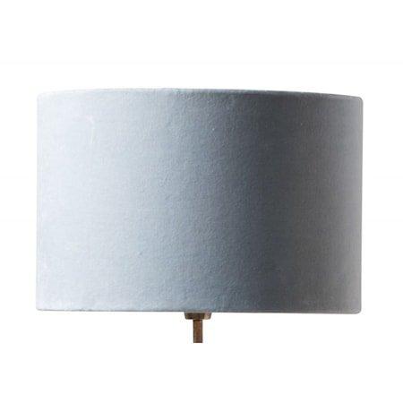 Sanna 38 cm lampeskjerm - Silver