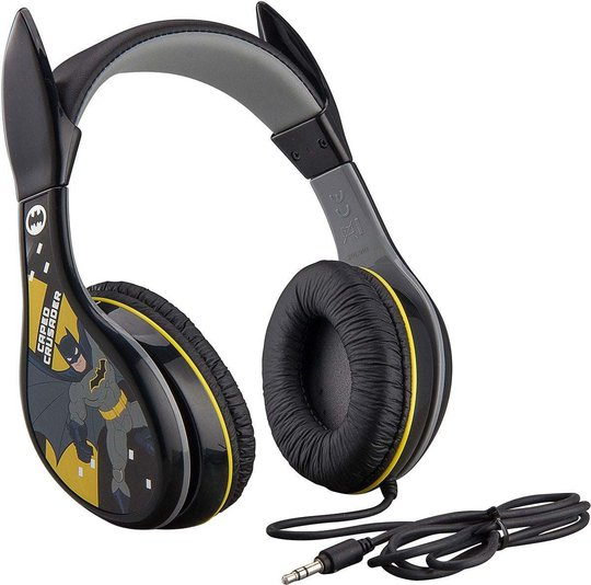 Batman Hodetelefoner med Ledning