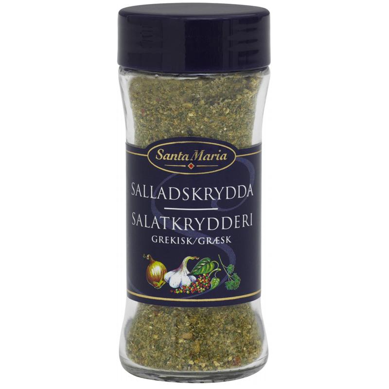 Kreikkalainen Salaattimauste 43g - 50% alennus