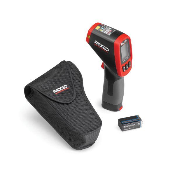 Ridgid IR-200 Termometer infrarød, med batteri