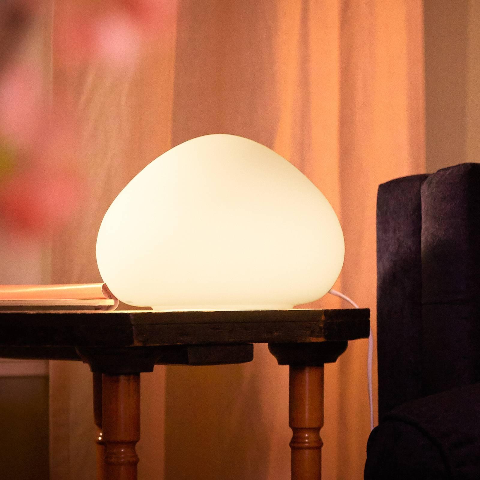 Philips Hue White Ambiance Wellner LED-pöytälamppu