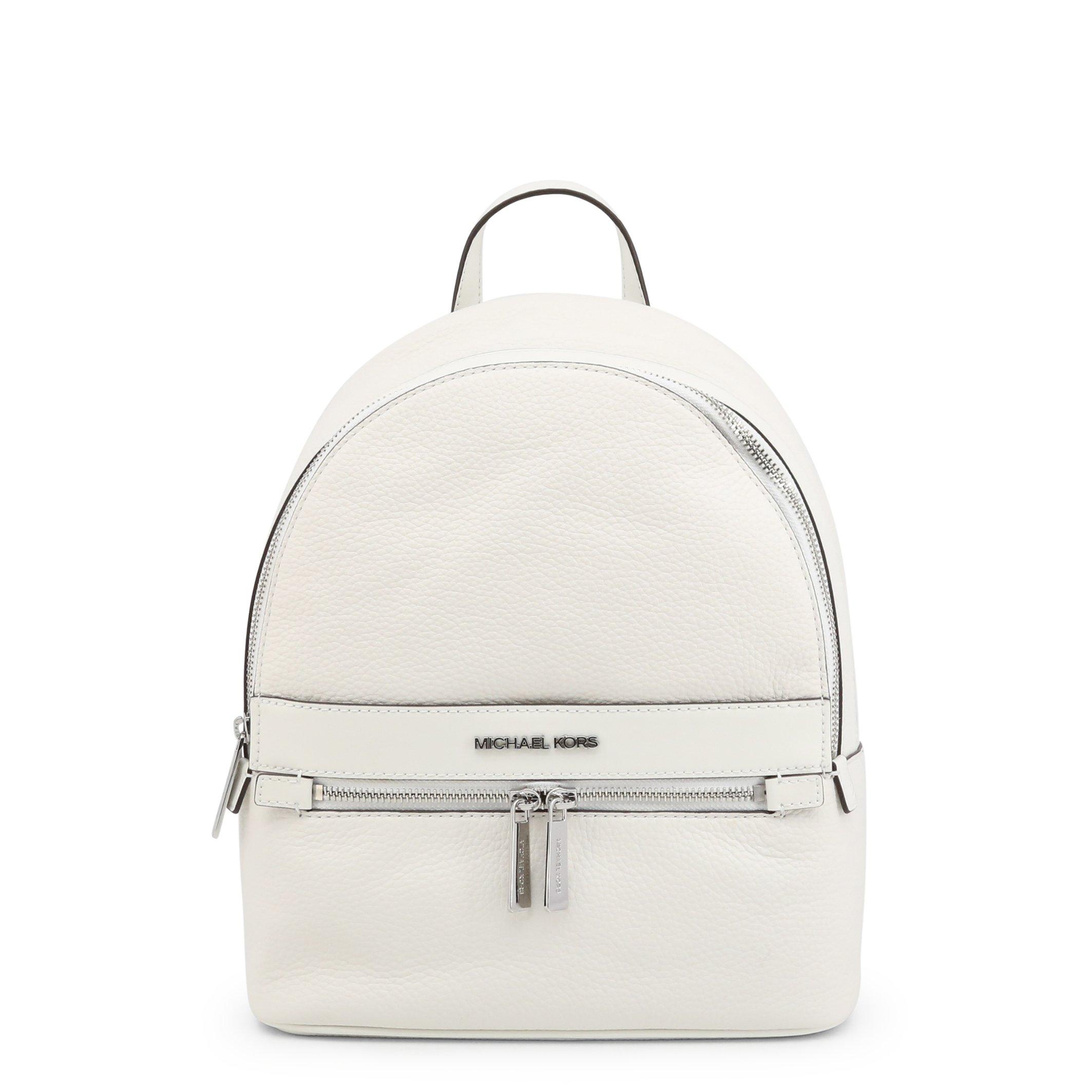 Michael Kors Women's Backpack Various Colours KENLY_35S0SY9B2L - white NOSIZE