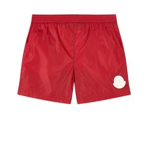 Moncler Mare Boxer Badbyxor Röda 18-24 mån
