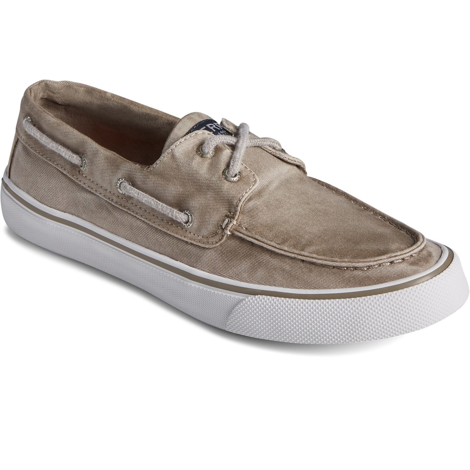 Sperry Men's Bahama II Boat Shoe Various Colours 32923 - Taupe 9.5