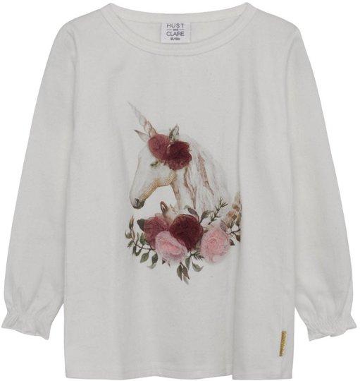 Hust & Claire Ammy T-Skjorte, Snow White 80