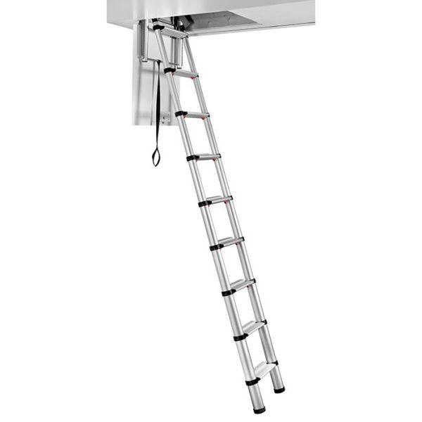 Telesteps Loft Line Mini Ullakkotikas 9-portainen