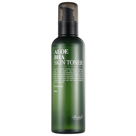 Aloe BHA Skin Toner, 200 ml Benton Kasvovedet