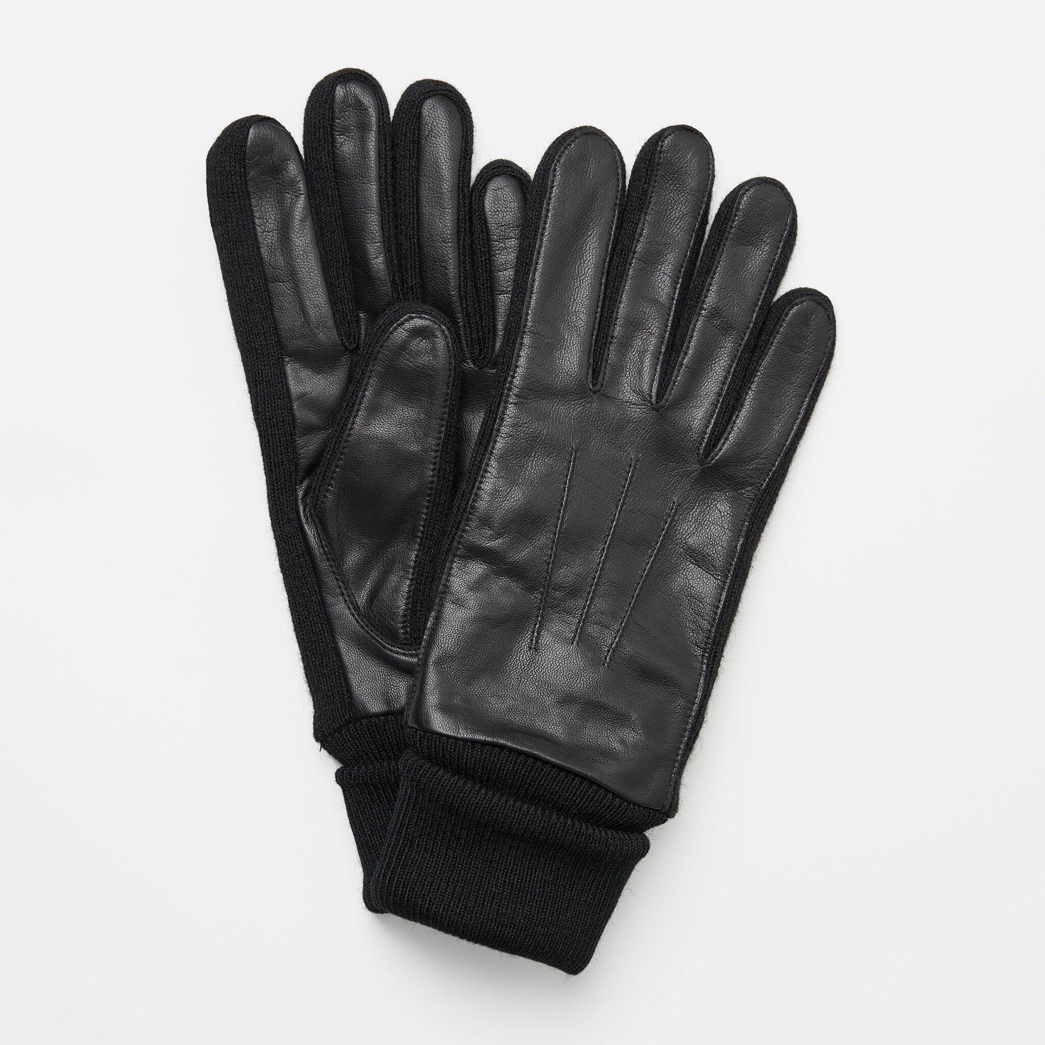 Handske i skinn