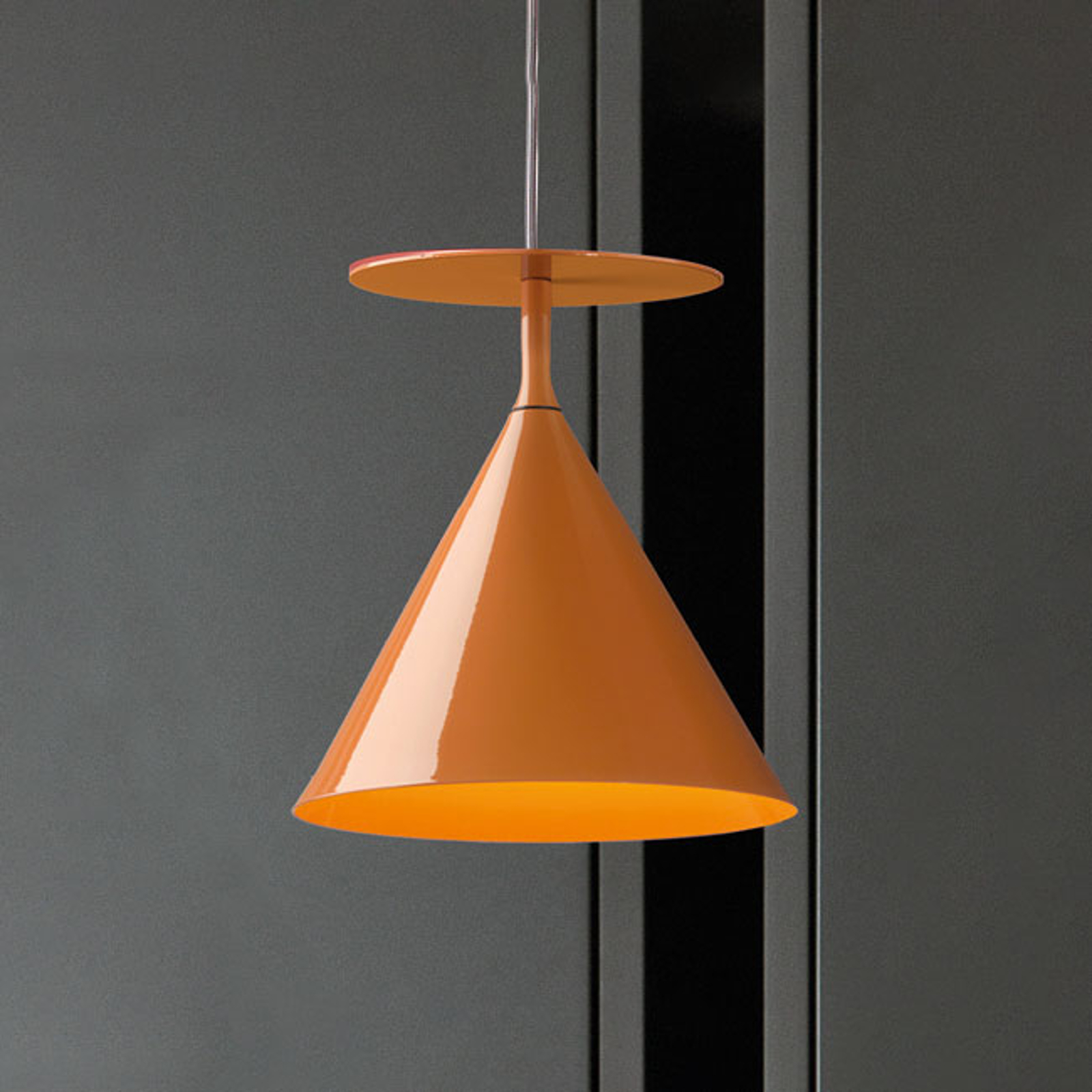 Modo Luce ABC Single C riippuvalaisin, ruskea