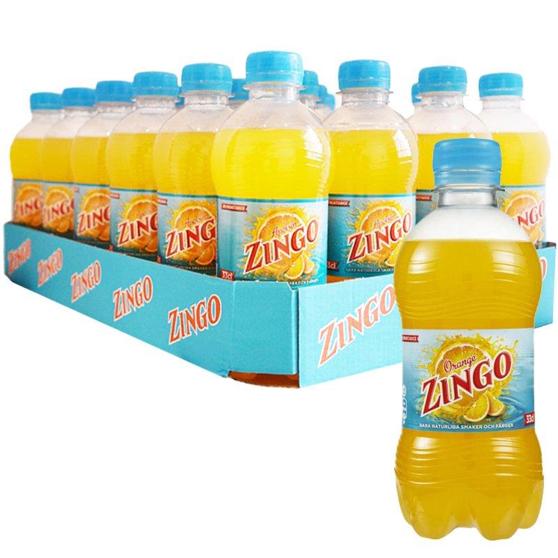 Hel Platta Zingo 24 x 33cl - 34% rabatt
