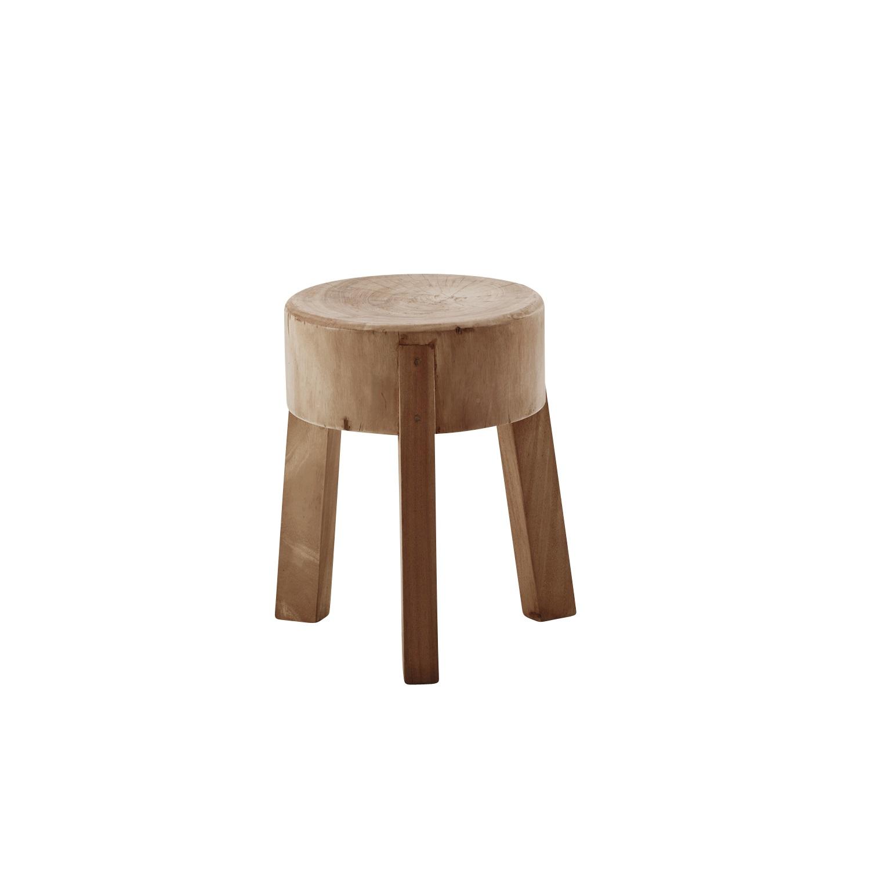 Pall ROGER stool SUARträ Sika-Design