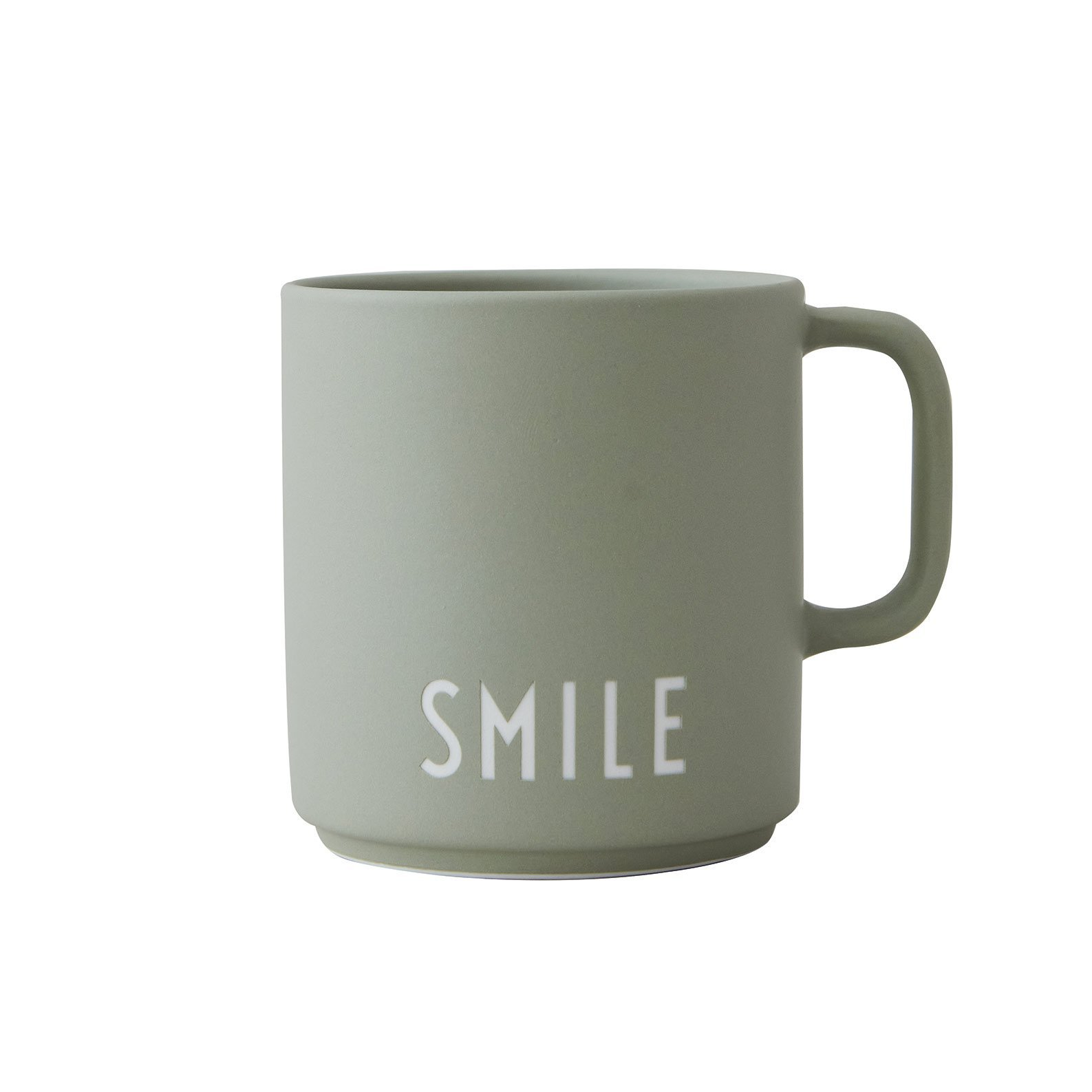 Design Letters - Favourite Cup With Handle - Smile (10101008SMILE)