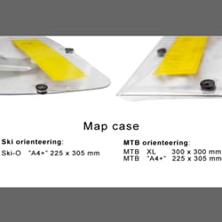 Nordenmark Kartplats Mtbo XL 300*300