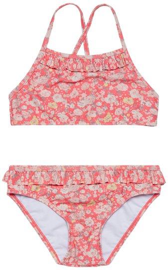 Petite Chérie Savona UV-Bikini UPF50+, Pink Flower, 86-92
