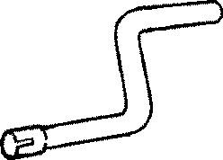 Pakoputki, Keskellä, FORD MONDEO Turnier III, 1130825