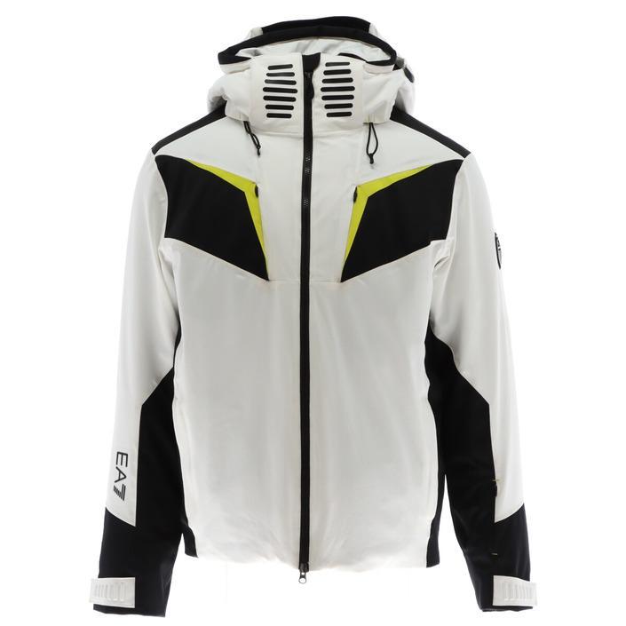 Emporio Armani 7 Men's Jacket White 285749 - white M