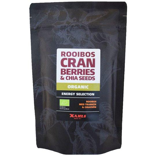 """Eko Te Rooibos """"Cranberries & Chia Seeds"""" 100g - 58% rabatt"""