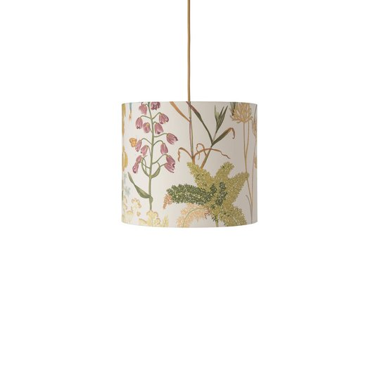 EBB & FLOW Botanical pendel 30cm, kabel rund/gull