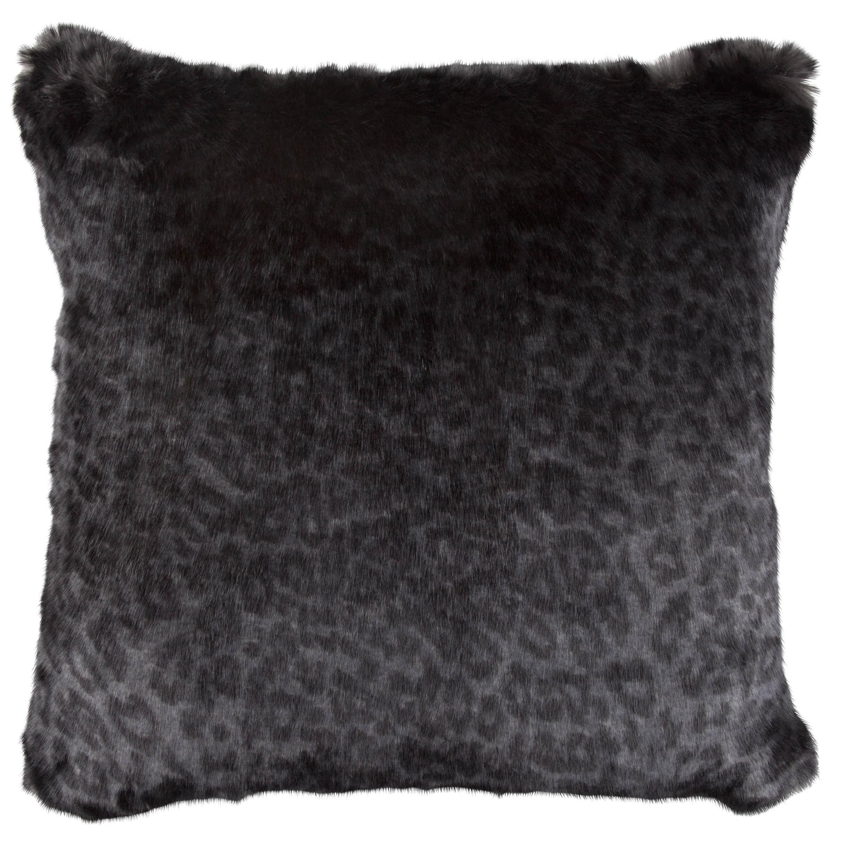 Zinc Romo I Night Leopard Cushion 60x60cm