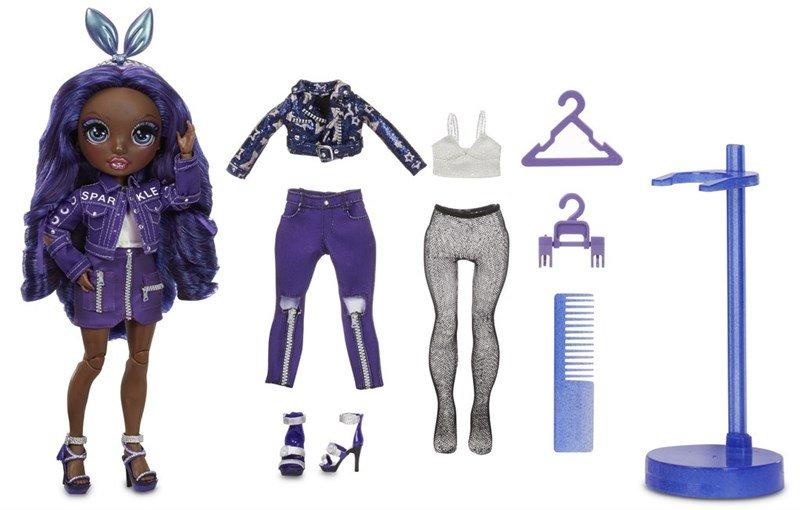 Rainbow High - Fashion Doll - Krystal Bailey (572114)