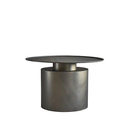 Pillar Sofabord Low Zink
