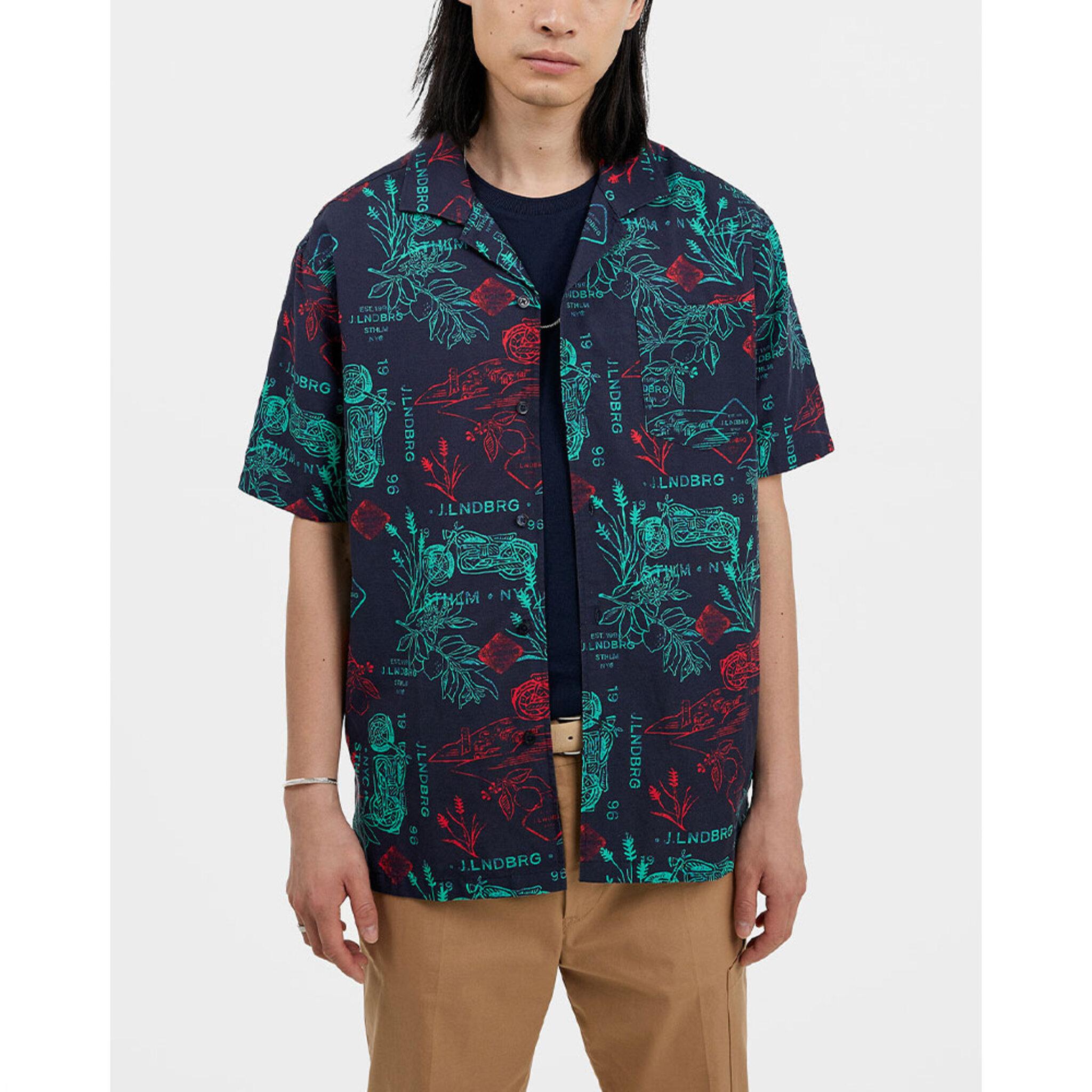 Bob Printed Resort Shirt