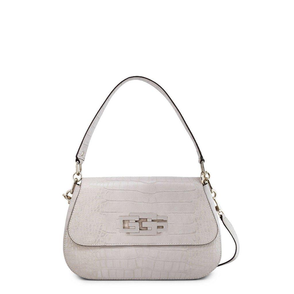 Guess Women's TripleG Shoulder Bag Grey 328527 - grey NOSIZE