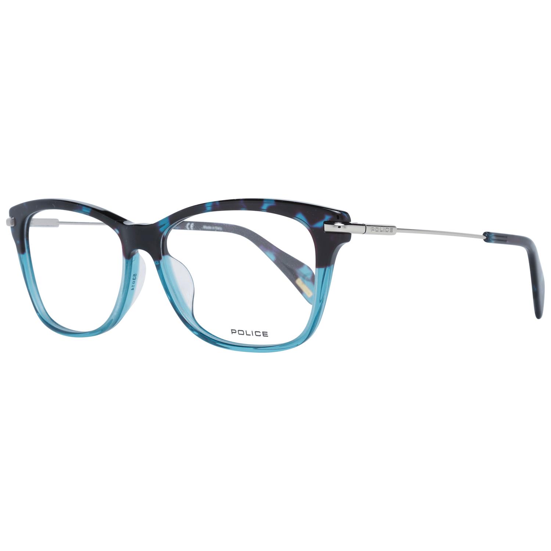 Police Women's Optical Frames Eyewear Turquoise PL506M 530AE8