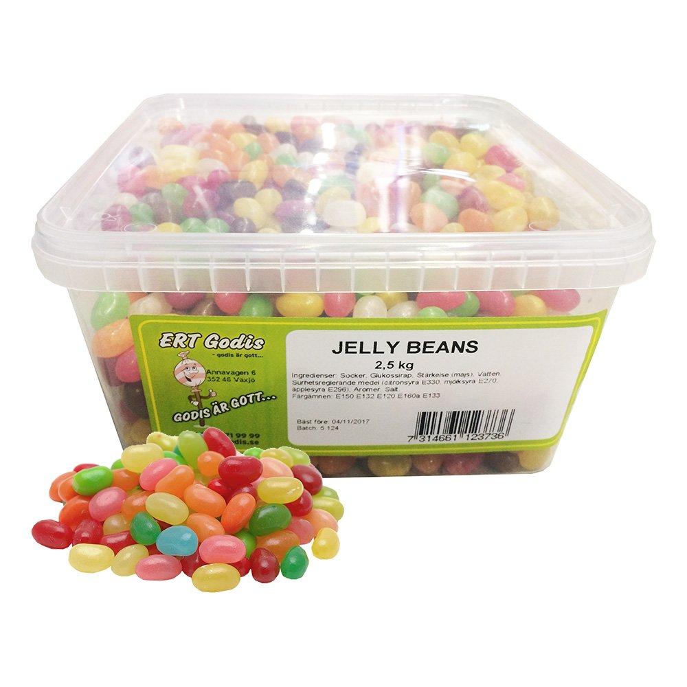 Jelly Beans 2,5kg - 2.5 kg
