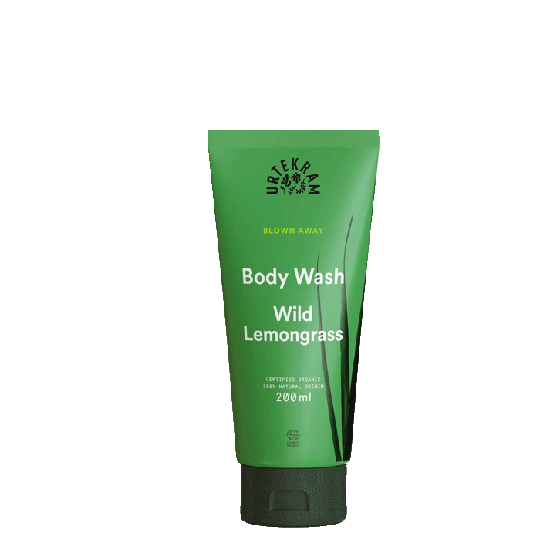Blown Away Wild Lemongrass Body Wash, 200 ml