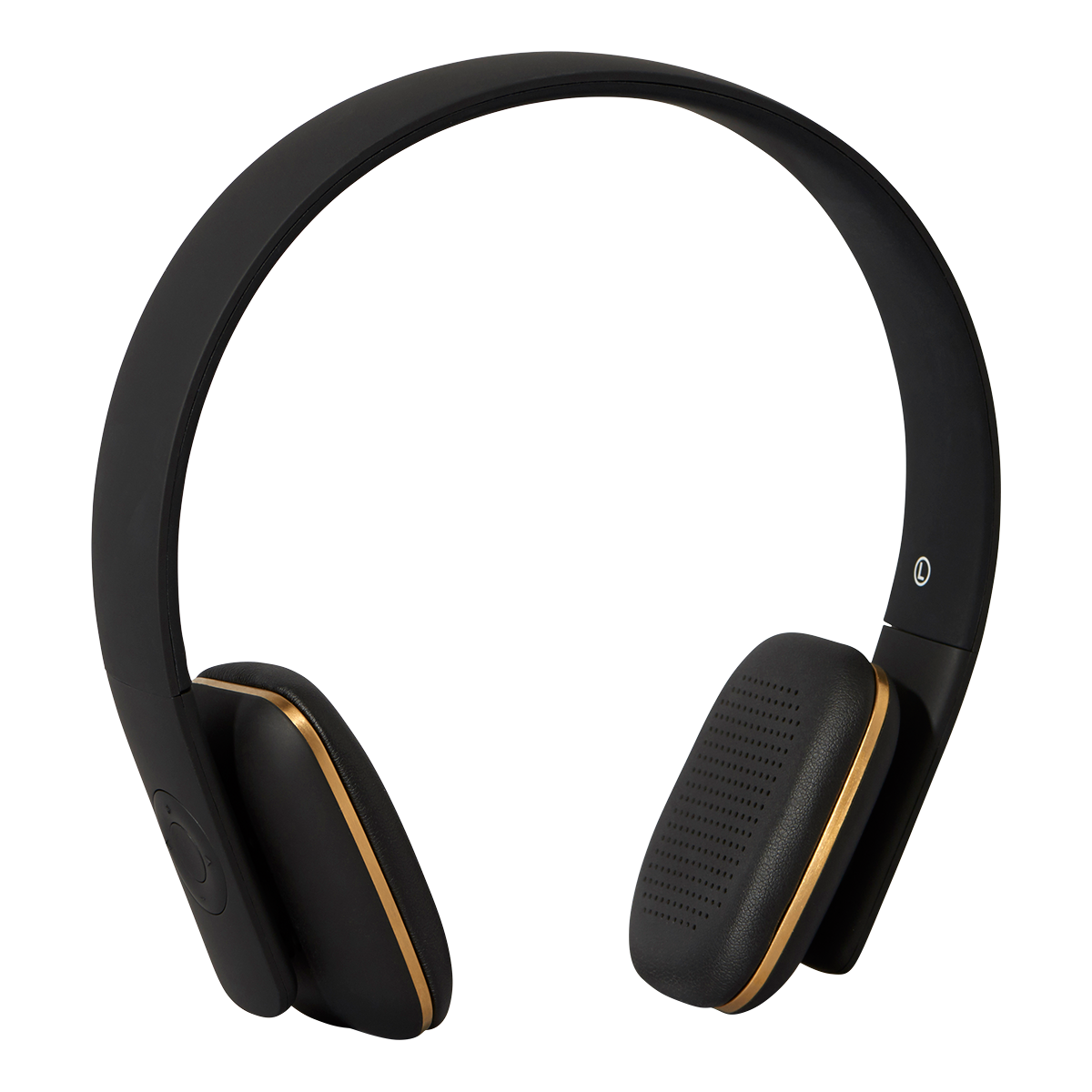 KreaFunk - aHead Headset - Black (kfss02)
