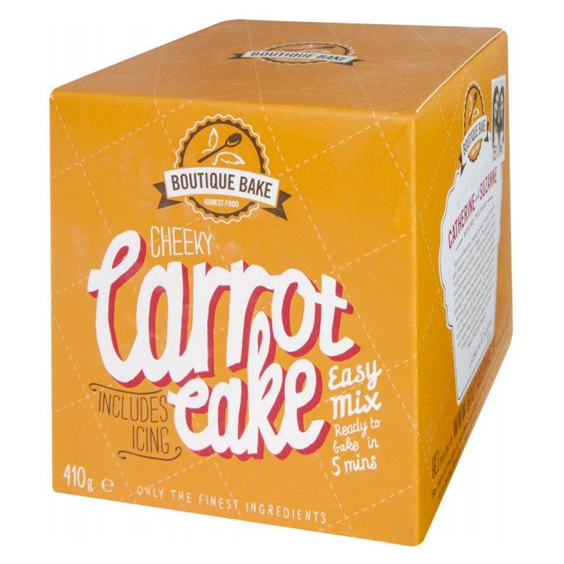 "Leivontamix ""Carrot Cake"" 410 g - 75% alennus"