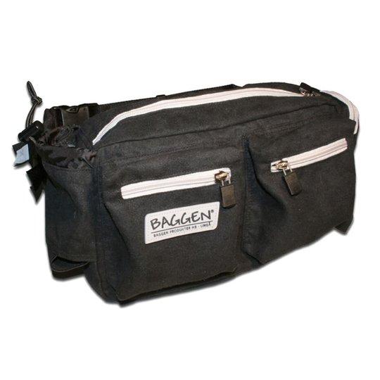 Baggen Ryggväska med Dryckeshållare