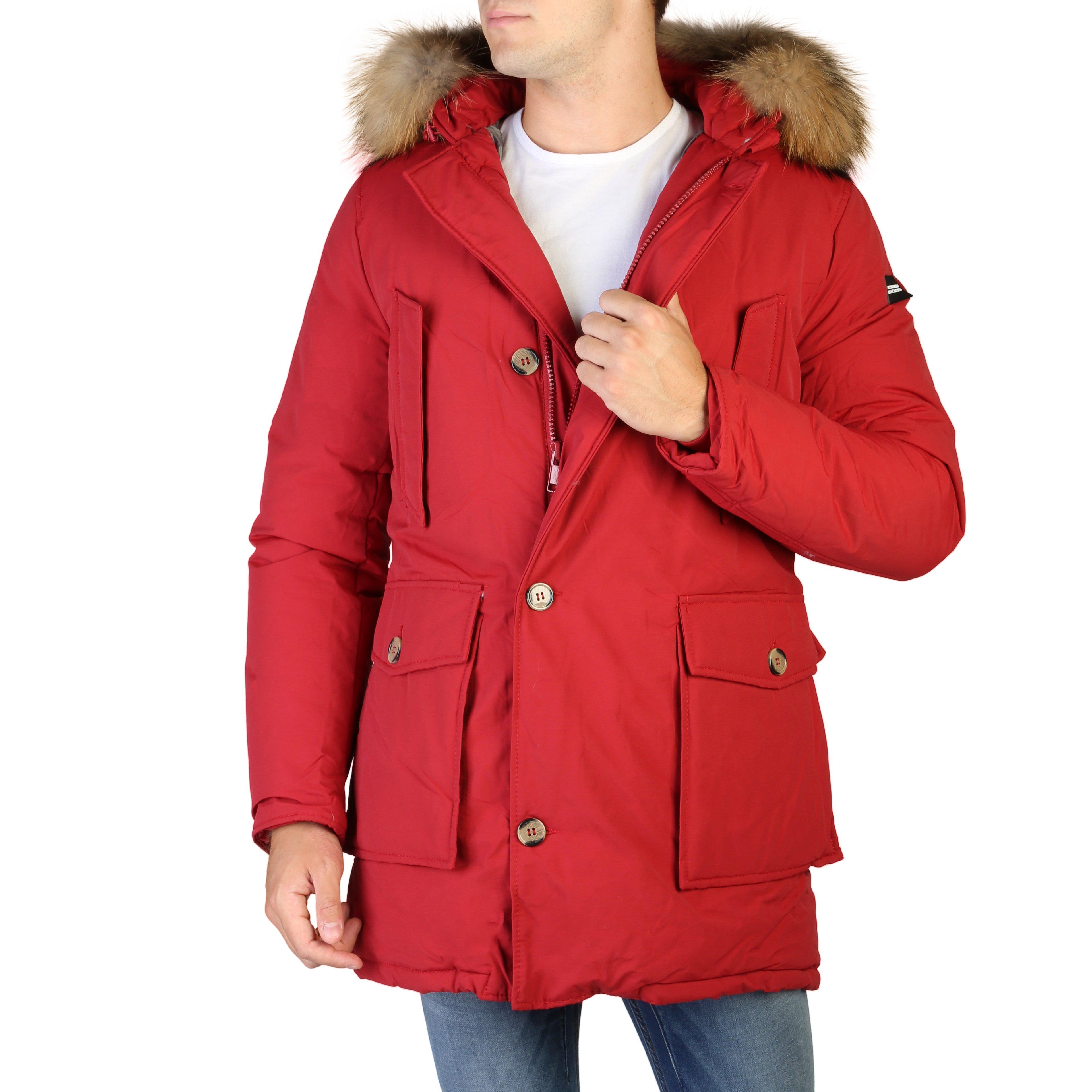 Alessandro Dell'Acqua Men's Jacket Various Colours 348364 - red L