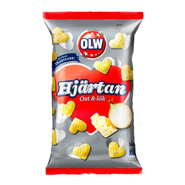 OLW Hjärtan - 100 gram
