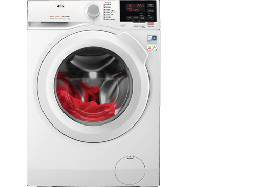 Aeg L6fsk864g Tvättmaskin - Vit