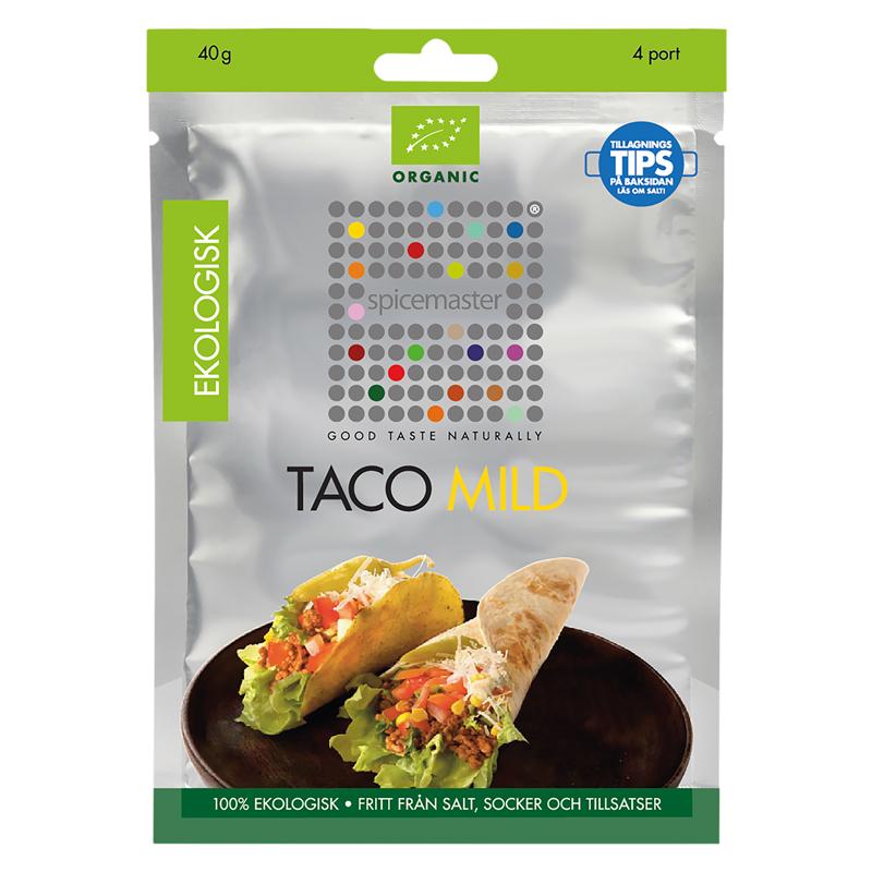 Eko Kryddmix Mild Taco - 8% rabatt
