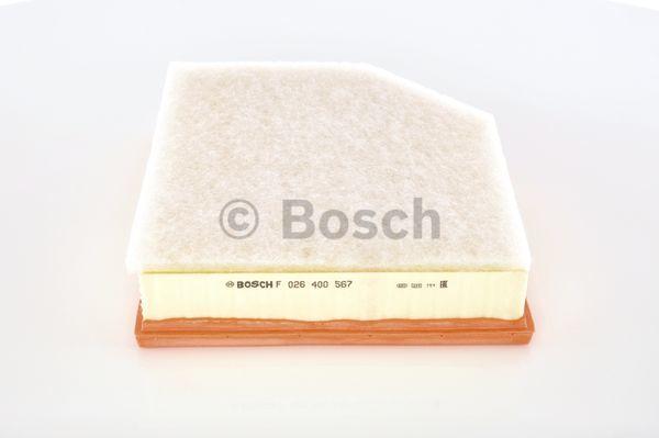 Ilmansuodatin BOSCH F 026 400 567