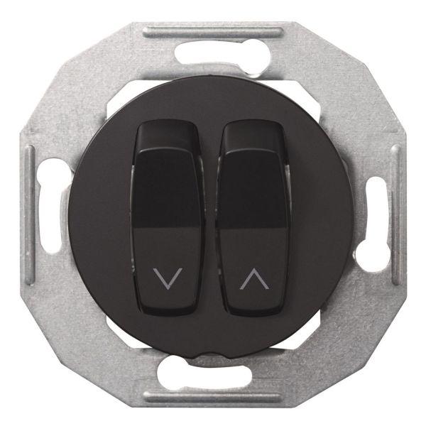 Schneider Electric WDE011254 Vipupainike verhoille Musta