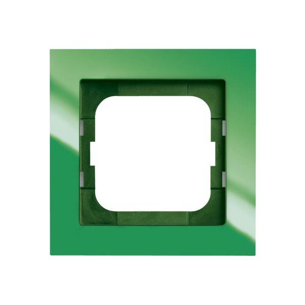 ABB Axcent Kombinasjonsramme grønn 1 rom