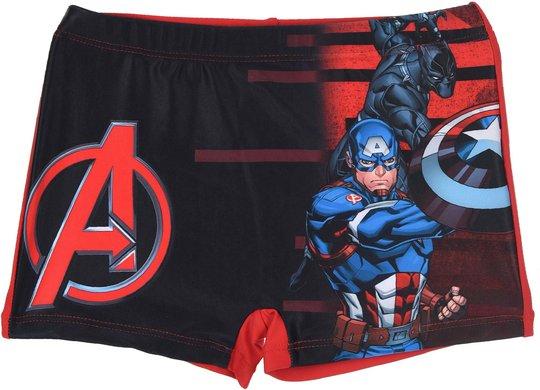 Marvel Avengers Badebukse, Black, 10 År
