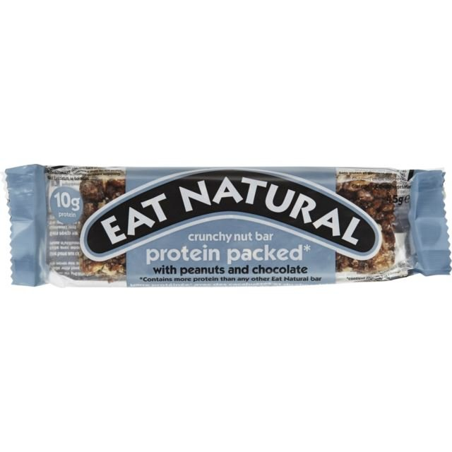 Eat Natural Protein Packed - Peanuts and Chocolate