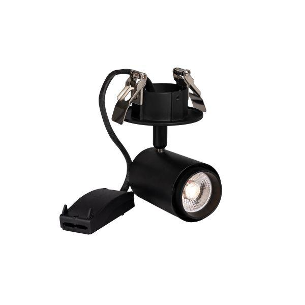 Hide-a-Lite Focus Spot Micro Kohdevalaisin musta Tune